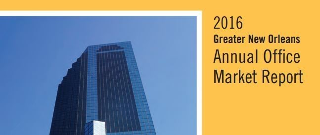 annual office market report cover