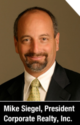 Photo of Mike Siegal, New Orleans Commercial Real Estate Agent - Corporate Realty