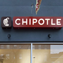 Chipotle opens in Baton Rouge.  Chipotle has an exclusive relationship with Corporate Realty.