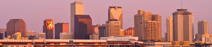 New Orleans Realtors, Skyline Photo - Corporate Realty