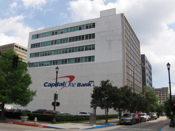 Baton Rouge Capital One Building is for Sale listed with Corporate Realty