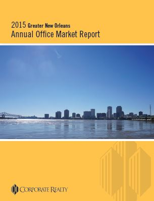 2015 Office Report Cover